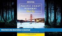 FAVORITE BOOK  Moon Pacific Coast Highway Road Trip: California, Oregon   Washington (Moon