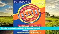 Pre Order The Ultimate College Survival Guide Fourth Edition (Ultimate College Survival Guide)