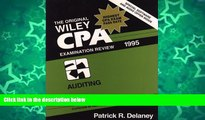 Audiobook Wiley CPA Examination Review, Auditing (Wiley Cpa Exam Review) Patrick R. Delaney mp3