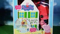 PEPPA PIG ♥ La Maison de vacances de Peppa Pig ♥ Peppa Pig et sa famille en vacances
