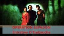 Opération Espadon - Scène Mythique