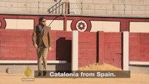Catalonias Last Bullfight - Fran Vasquez (Bullfighter)
