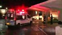 Brazil Chapecoense football team plane crash in Colombia