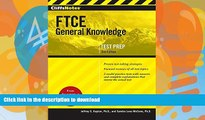 FAVORIT BOOK CliffsNotes FTCE General Knowledge Test, 3rd Edition READ EBOOK