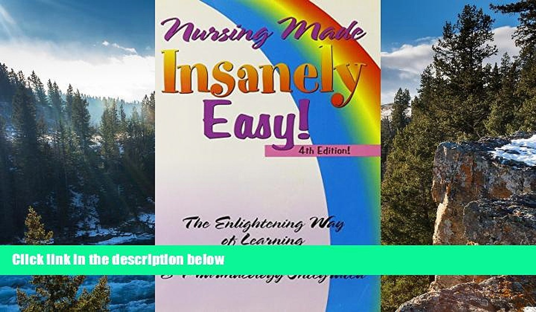 Online Sylvia Rayfield Nursing Made Insanely Easy Full Book Epub