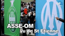 ASSE-OM vu de St Etienne
