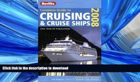 FAVORIT BOOK Berlitz Complete Guide to Cruising   Cruise Ships READ EBOOK