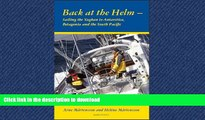 FAVORIT BOOK Back at the helm - sailing the Yaghan to Antarctica, Patagonia and the South Pacific
