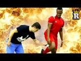 KSI's Global Freestyle 'TOUZANI' Challenge: Rule'm Sports