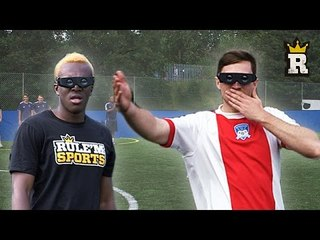 KSI v SpencerFC - 300x BINOCULAR FOOTBALL! | Rule'm Sports