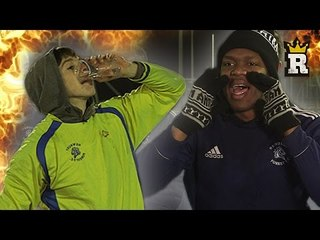 Team KSI vs Team Joe Weller: Relay Penalty Challenge | Rule'm Sports