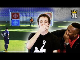 KSI's PES Penalty Challenge (Global Freestylers) | Rule'm sports