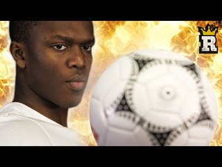Ksi's KEEPY UPPY CHALLENGE vs. The FANS | Rule'm sports