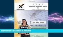 FAVORIT BOOK FTCE Middle Grades Math 5-9 Teacher Certification Test Prep Study Guide (XAM FTCE)