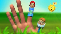 finger family | nursery rhymes | kids songs | 3d rhymes | childrens rhymes
