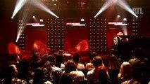 Exclu RTL - Michel Polnareff au piano seul sur la scène du Grand Studio RTL