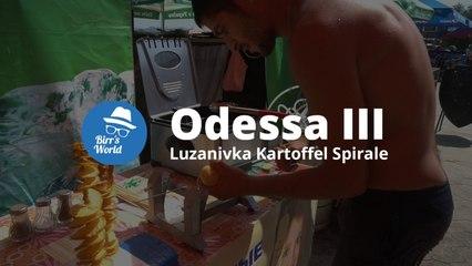 Odessa III - Luzanivka Kartoffel-Spirale