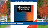 FAVORIT BOOK Managerial Statistics READ NOW PDF ONLINE