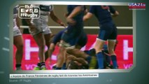 L'équipe de France Féminines de rugby bat de nouveau les Américaines