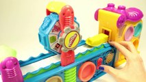 Play Doh Fun Factory Play Doh Mega Fun Factory Hasbro Toys Review