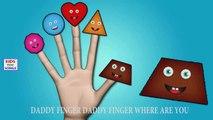 Finger Family Shapes Finger Family ,  Finger Family Songs ,  Finger Family