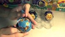 Unboxing Chupa Chups balls - Chupa Chups New Spiderman 2 Chupa Chups Маша и Медв�