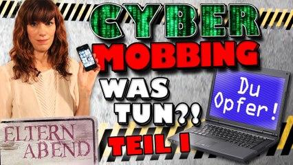 Cybermobbing! Erkennen und handeln - Elternabend