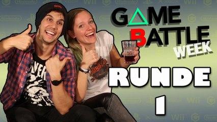 GAME BATTLE WEEK: Vegas & Daniele Rizzo rocken RUNDE 1 (mit GEWINNSPIEL!)