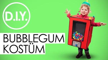 KARNEVALS-SPECIAL: Das super süße Bubblegum-Kostüm