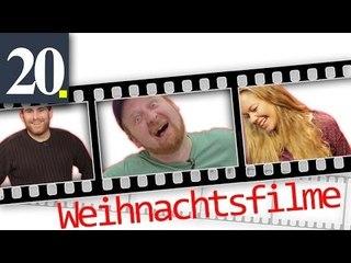Die Lieblings-WEIHNACHTSFILME der YouTuber. Das 20. Türchen des SG ADVENTSKALENDERs