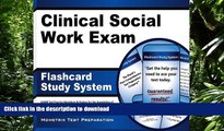 FAVORIT BOOK Clinical Social Work Exam Flashcard Study System: ASWB Test Practice Questions