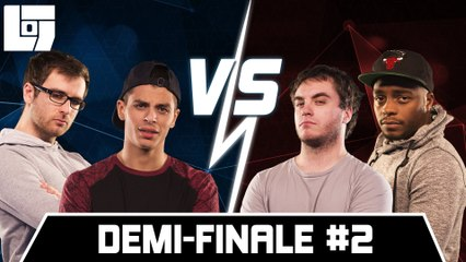 Session FIFA - Demi-finale #2 - Legends Of Gaming