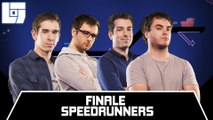 Session SPEEDRUNNERS - Finale - Legends Of Gaming