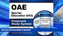 EBOOK ONLINE OAE Special Education (043) Flashcard Study System: OAE Test Practice Questions