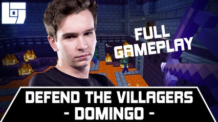 DOMINGO – DEFEND THE VILLAGERS – FULL GAMEPLAY