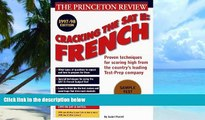 Pre Order Cracking the SAT Il: French Subject Tests, 1998 ED (Annual) John Katzman mp3