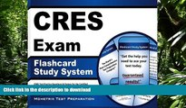 FAVORIT BOOK CRES Exam Flashcard Study System: CRES Test Practice Questions   Review for the