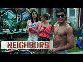 BAD NEIGHBORS offizieller Trailer#2 deutsch HD