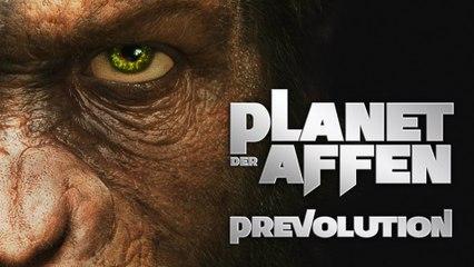 PLANET DER AFFEN: REVOLUTION offizieller Trailer #1 deutsch HD