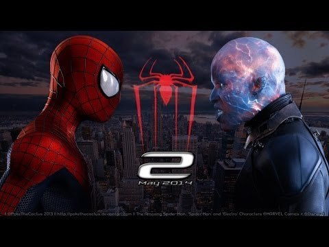 THE AMAZING SPIDER-MAN 2: RISE OF ELECTRO offizieller Trailer#2 deutsch HD