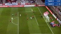 Julien Féret Goal HD - Lille 2-1 Caen - France - Ligue 1 29.11.2016 HD