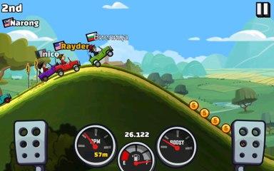 Hill Climb Racing 2 - Android gameplay PlayRawNow