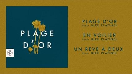 Jean Tonique feat. Bleu Platine - En Voilier (Official Audio)