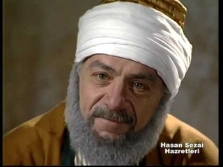 Hasan Sezai Hz. - İftira