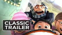 Despicable Me (2010) Official Trailer #2 - Steve Carell Movie HD