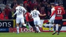 Lille 4-2 Caen - Résumé et Buts 29.11.2016ᴴᴰ