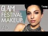 Glam Festival Inspired Makeup AD | Leyla Rose | L'Oréal Paris #FestivalReady