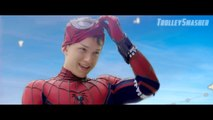 Marvels Spider-Man Homecoming - (2017) Theatrical CONCEPT Trailer TOM HOLLAND ZENDAYA (Fan Made)