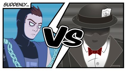Shooty Bullets & Unlimited Fists! - The Gentleman vs Icestorm (episode 7)
