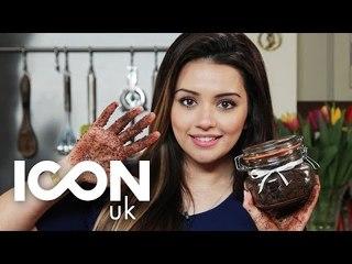 Beauty DIY: Homemade Coffee & Chocolate Sugar Scrub | Kaushal